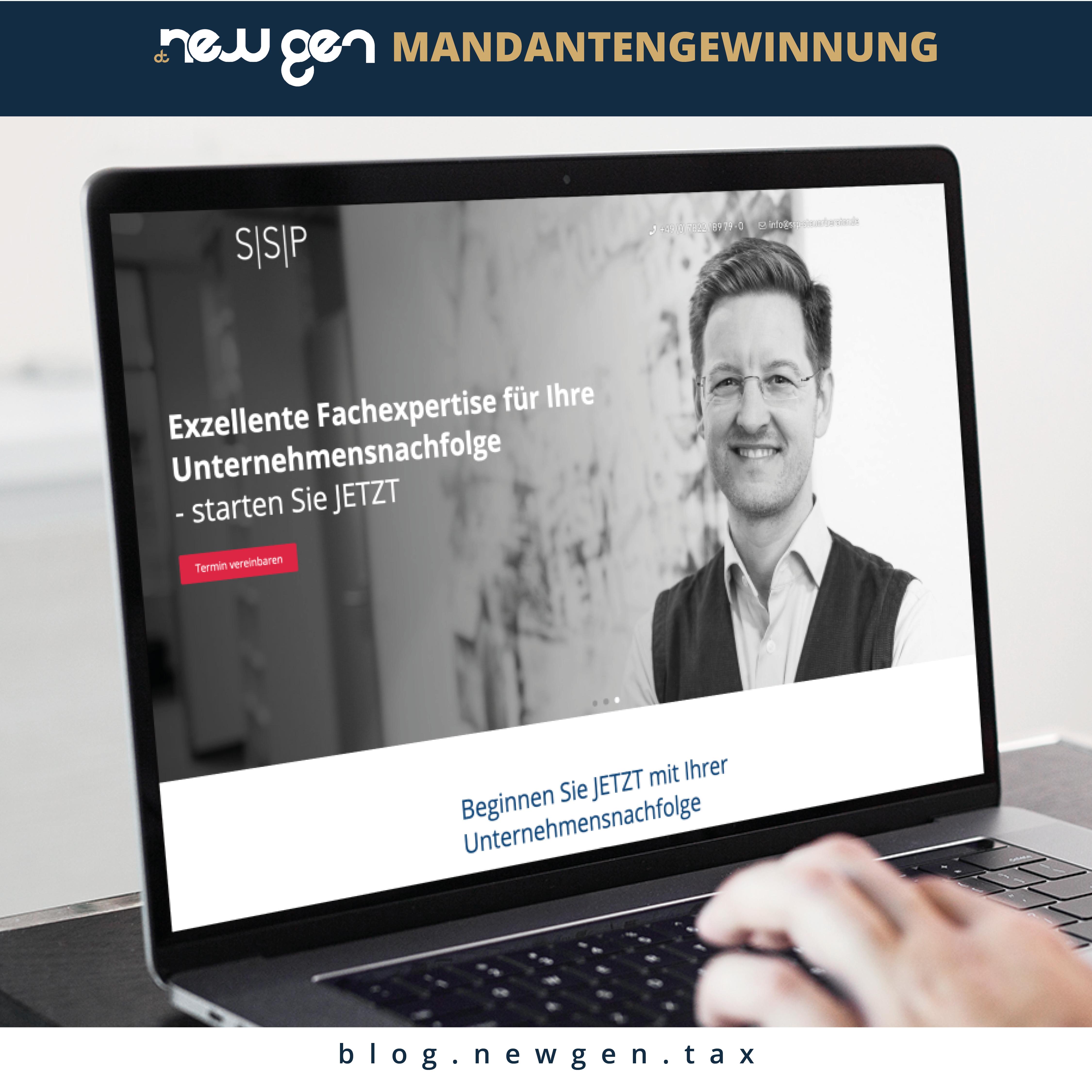 new gen Mandantengewinnung - Martin Sauer