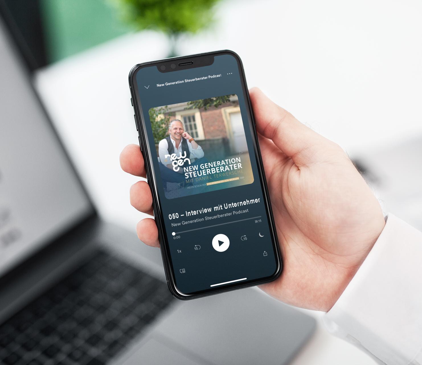 new gen Podcast - 050 – Interview mit dem Unternehmer Christoph Kühnapfel